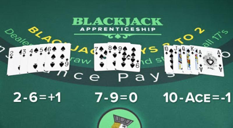 Cara Menghitung Kartu di Blackjack