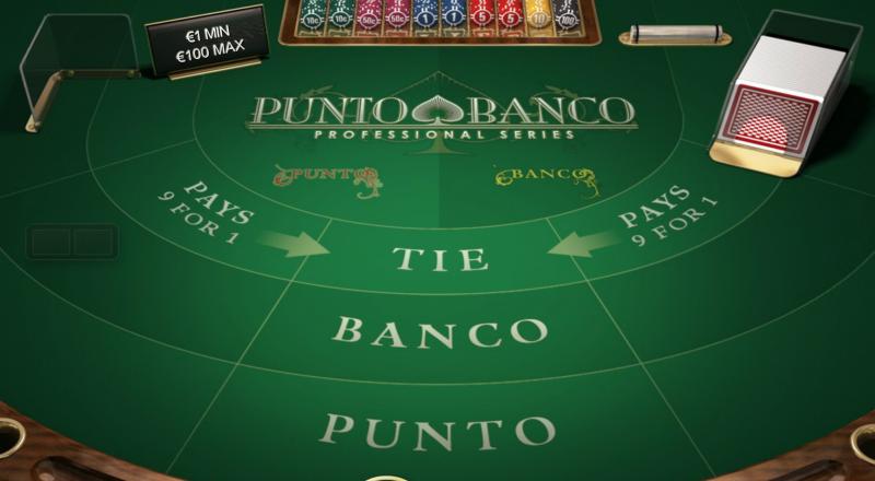 Tip & Strategi Menang Punto Banco Baccarat